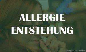 Allergienentstehung Ratgeber