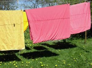 Allergie Bettwäsche waschen