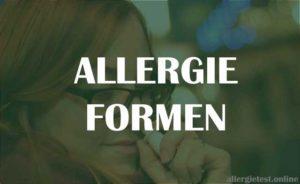 Allergie Formen Ratgeber