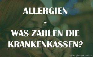 Allergien - Was zahlen die Krankenkassen? - Ein Ratgeber