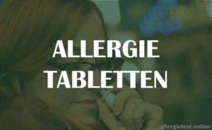 Allergietabletten Ratgeber