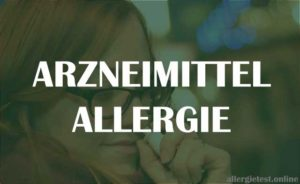 Arzneimittelallergie Ratgeber