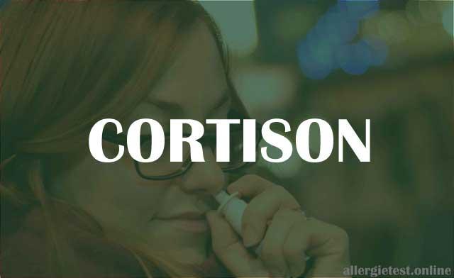 Cortison - Anwendung und Wirkung bei Allergien