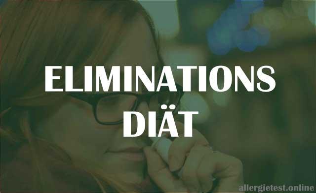 Eliminationsdiät - Durchführung und Definition