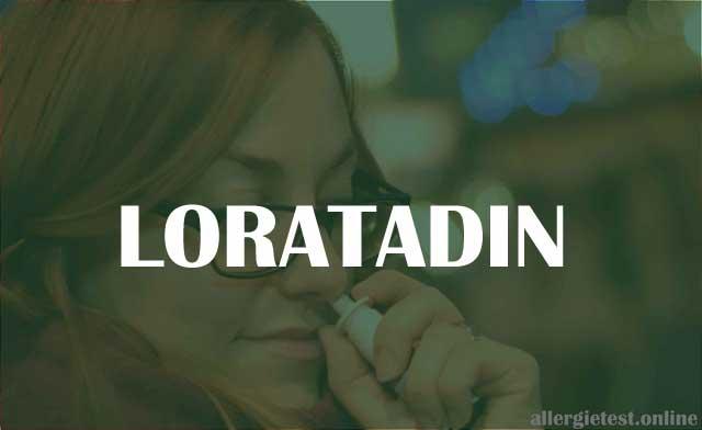 Loratadin - Wirkung und Dosierung der Tabletten