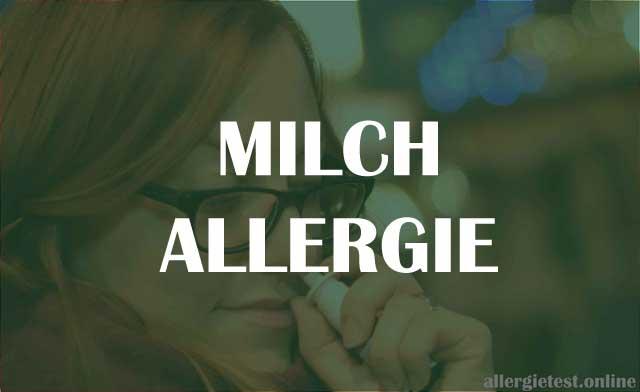 Milchallergie - Symptome und Ursachen für den Hautauschlag