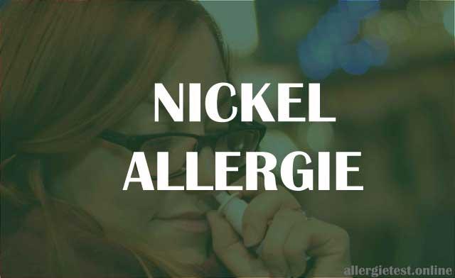 Nickelallergie - Ursachen, Symptome und Behandlung